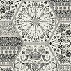 Graham & Brown Illusions World Heritage 33' x 20'' Damask Embossed Wallpaper