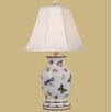 """East Enterprises Inc 21"""" H Table Lamp with Empire Shade"""