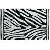 Bacova Guild Zebra Bath Rug