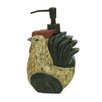 Bacova Guild Rocky the Rooster Lotion Dispenser