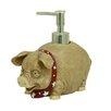 Bacova Guild Oscar the Pig Lotion Dispenser