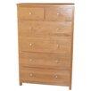 Forest Designs 6 Drawer Dresser