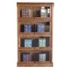 "Forest Designs Lawyers 64"" Barrister Bookcase"