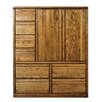 Forest Designs 8 Drawer Armoire