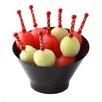 Restaurantware Incline 6.5 oz. Round Bowl (100 Count)