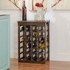 Three Posts 24 Bottle Table Top Wine Rack