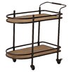 Three Posts Kennedy Serving Cart