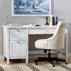 Three Posts Ackerson Pedestal Computer Desk
