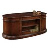 Emerson Bentley Marseille Executive Desk with 2 File Drawers