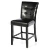 American Heritage Apollo Bar Stool with Cushion (Set of 2)