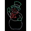 Brite Ideas Snowman LED Light
