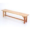 Moon Valley Rustic Kitchen Table Bench