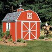 Handy Home Premier Series 10 Ft. W x 16 Ft. D Wood Storage Shed
