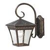 Cornerstone Lighting Ridgewood 1 Light Wall Lantern