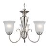 Cornerstone Lighting Greenville 3 Light Mini Chandelier