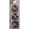 Wine Cellar Innovations Country Pine Open 132 Bottle Wine Rack
