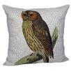 Golden Hill Studio Owl Throw Pillow