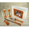 D'Lusso Designs 4 Piece Fall Design Bridal Accessory Set