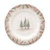 "Arte Italica Natale 12"" Dinner Plate Dinnerware Collection"