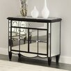 Homelegance Luciana Mirrored Cabinet