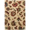 Well Woven Avenue Marcy Floral Ivory Area Rug