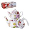 Alpine Cuisine 2 Piece Tea Pot Set