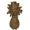 Hickory Manor House Pineapple Wall Plaque Wall Décor