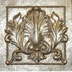 Hickory Manor House Single Acanthus Tile Wall Décor