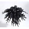 D'Fine Lighting Obsidian 4 Light Chandelier