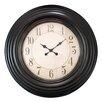 "nexxt Design Kiera Grace Oversized 28"" Wall Clock"
