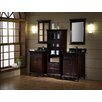 "Ryvyr Glenayre 25"" Single Bathroom Vanity Set (Set of 2)"