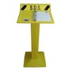 Forte Product Solutions Free Standing SDS Display