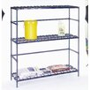 Nexel 3 Shelf Container Rack