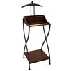 EC World Imports Urban Designs Clothes Butler Valet Stand