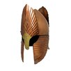EC World Imports Handcrafted Lord of the Rings Gondor Distressed Battle Armor Helmet