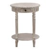 EC World Imports Urban Designs End Table