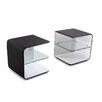 J&M Furniture Wave Nightstand