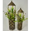 Fantastic Craft 2 Piece Tulip Lantern Set