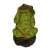 Fantastic Craft Hear-No-Evil Frog Figurine