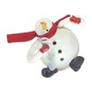 Fantastic Craft Caroling Snowman Figurine