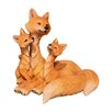 Fantastic Craft Fox Family