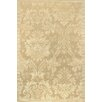 Couristan Impressions Antique Damask Gold/Ivory Area Rug