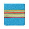 MU Kitchen 12 Piece Waffle Stripe Dishcloth and Towel Set