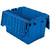 Akro-Mils 12-Gal Attached Lid Container (Set of 6)