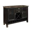 Standard Furniture Connie Sideboard in Black