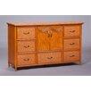 World Wide Hospitality Furniture 7 Drawer Dresser