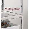 Charnstrom Laminated Wood Shelf Insert