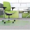 Deflect-O EnvironMat™ Low Pile Straight Edge Chair Mat