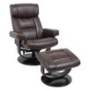 Global Furniture Recliner and Ottoman