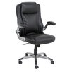 Global Furniture Barcalounger High-Back Leather Executive Chair with Arms